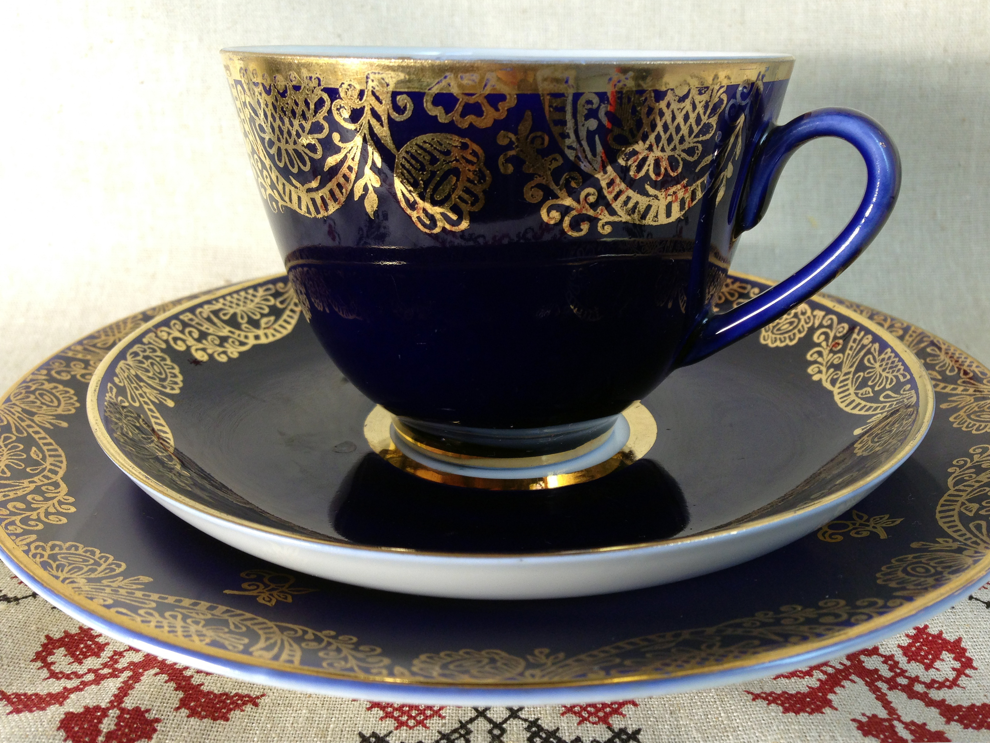 Tea set of LFZ